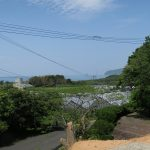 糸島志摩桜井土地🌳🌸 二見ヶ浦道沿いを通って車で8分にある高台です!!